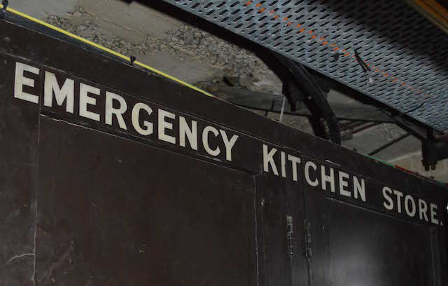 Emergency Kitchen Store. Photo: Sandra Lawrence.