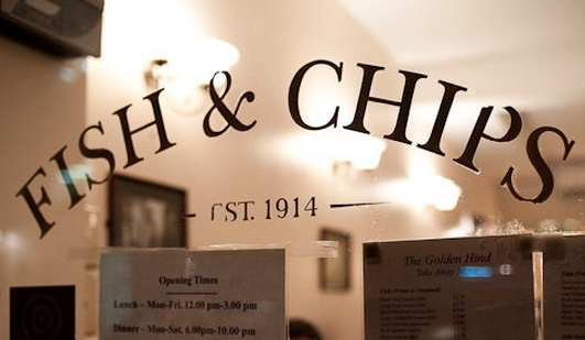 London's Best Fish And Chips