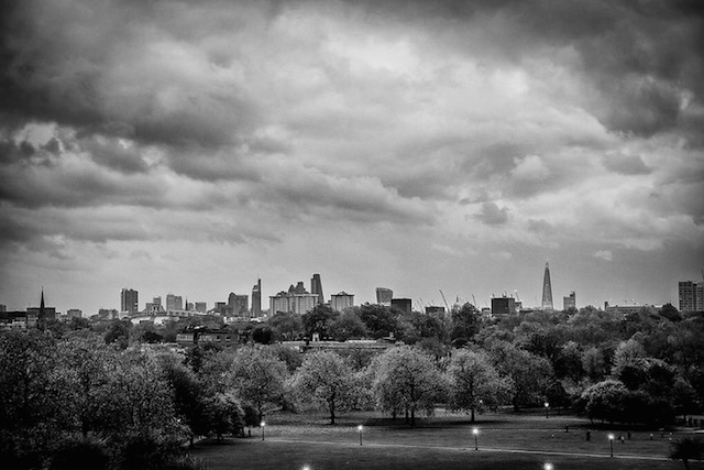 Primrose Hill. Photo: James Beard (2014)