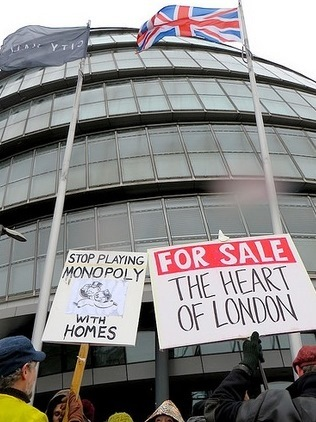 London Tenants 'Forced Into Homelessness'