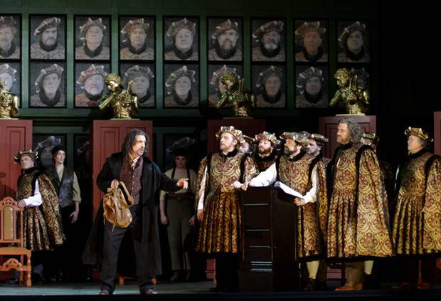 Perfect Production Builds On Brilliant Opera At The Coliseum