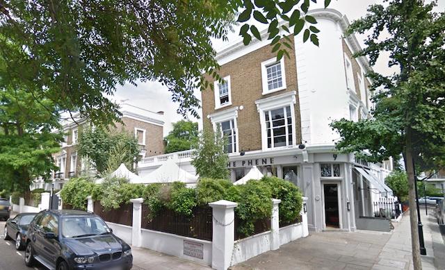 Via Google Street View.