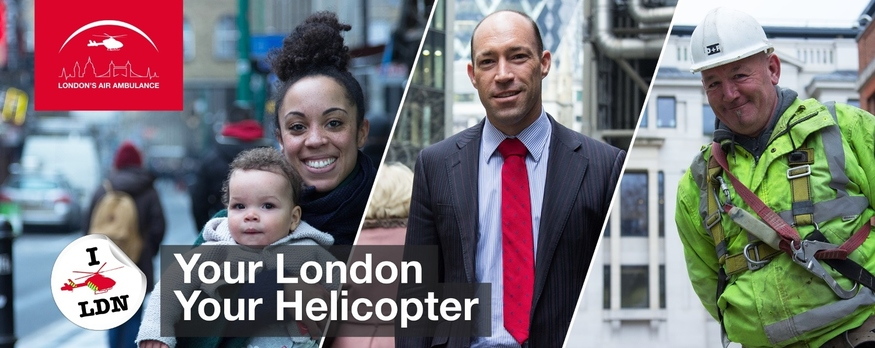 Your London, Your Helicopter
