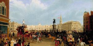 Revealed: The Secrets of Trafalgar Square