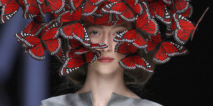 The World Of Alexander McQueen Explored At V&A And Tate Britain