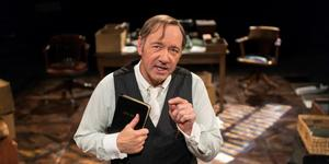 Kevin Spacey's One Man Tour De Force Farewell