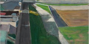 Abstract And Bland: The Paintings Of Richard Diebenkorn