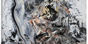 Maggi Hambling Combines Art, War And Water