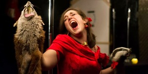 Taxidermy Musical Has Audience In Stitches
