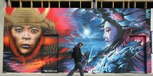 The Rise Of The Camden Street Art Scene