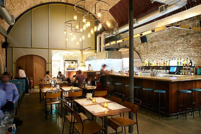 Vegetarian london arabica bar and kitchen review londonist - The modern vegetarian kitchen ...
