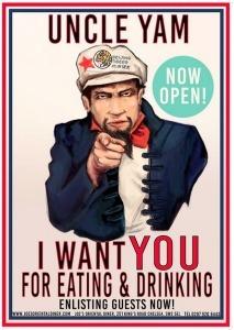 Joe's Oriental Diner poster