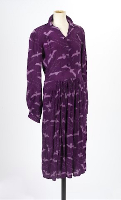 Jacqmar 'Happy Landings' dress © IWM Clothing (Reproduction)