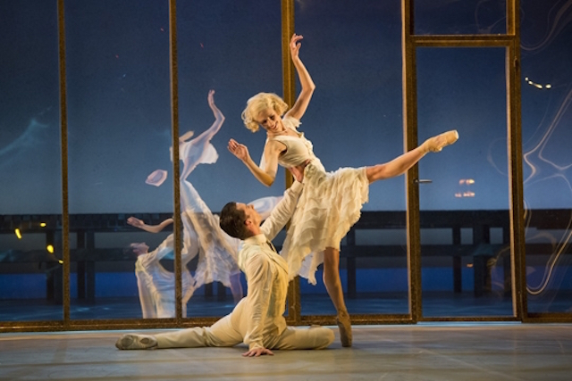 The Great Gatsby Touches Down In Sadler's Wells