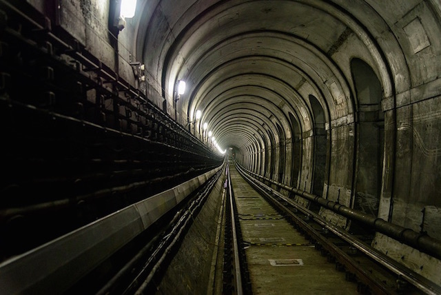 Brunel's Thames Tunnel. Photo: Torsten Reimer (2014)