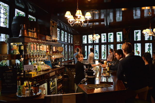 The best pubs in Marylebone