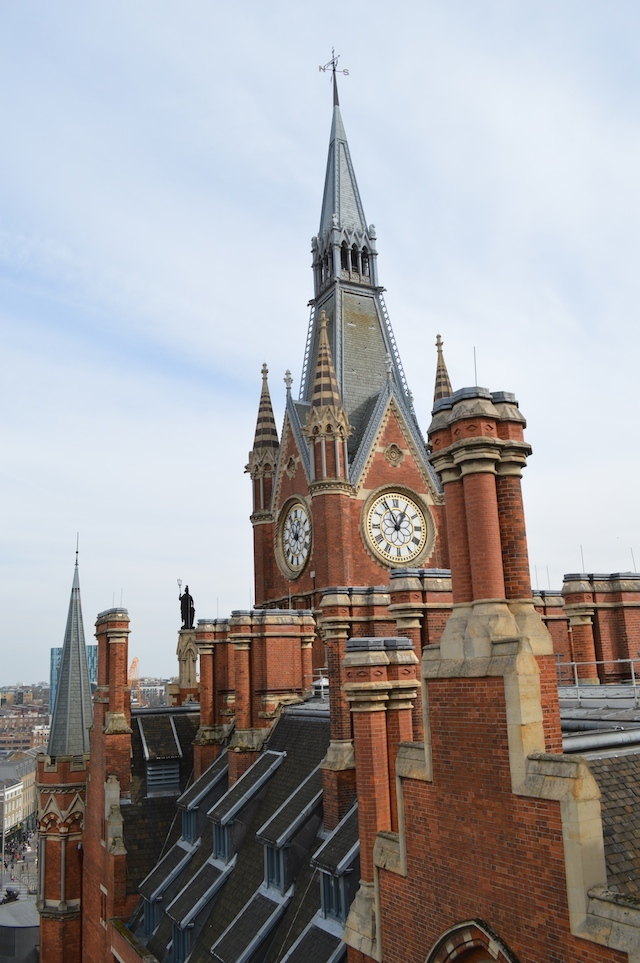 Video: Secrets Of St Pancras International