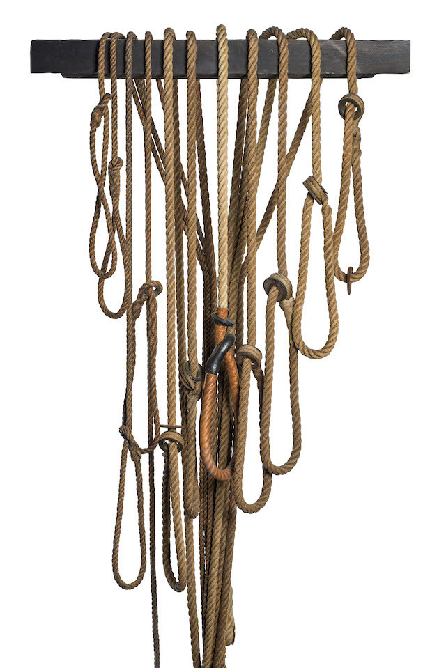 Execution ropes, 19th and 20th Century
