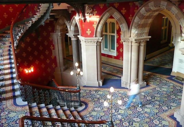 St Pancras Renaissance Hotel. Photo: EZTD (2012)