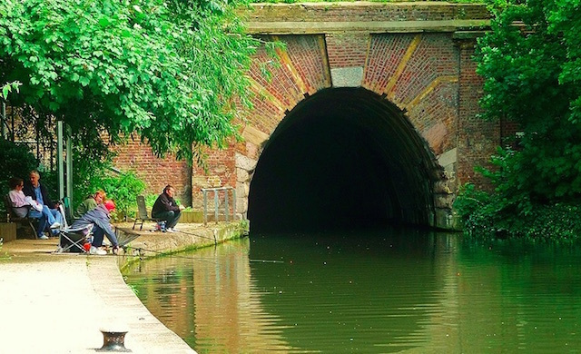 Islington Tunnel. Photo: helenoftheways (2012)