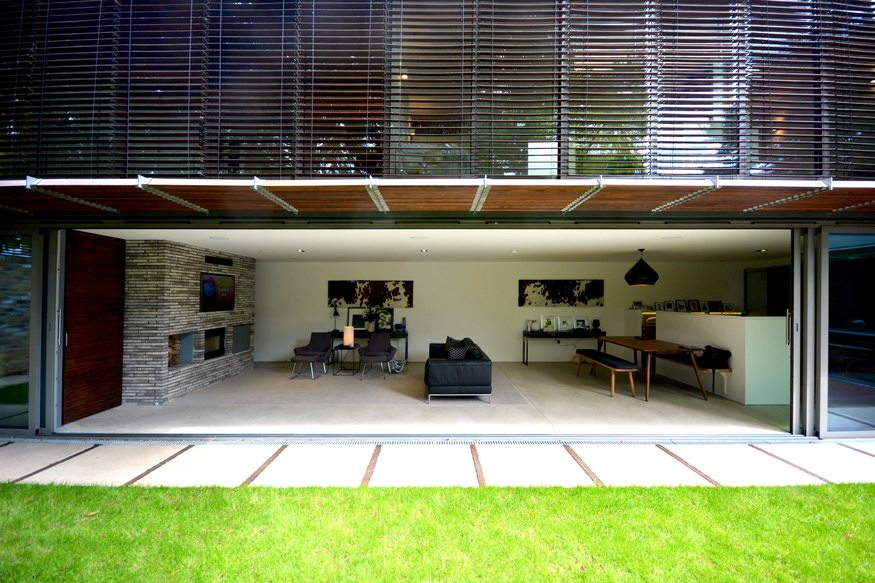 Mews House, by Suzanne Brewer Architects. ©Tom Lacey