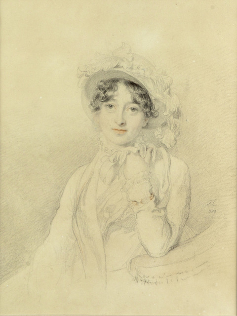 Catherine 'Kitty' Pakenham was the Duke's wife but they never got along. Copyright: Stratfield Saye Preservation Trust