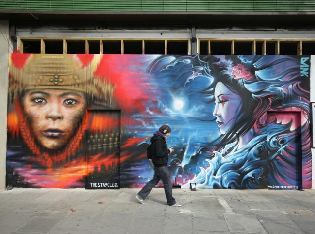 Dale Grimshaw and Dan Kitchener