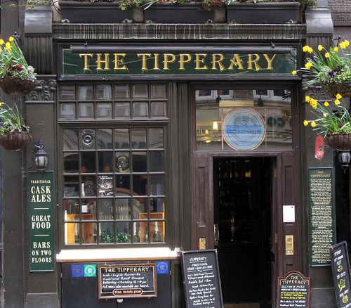 London's Best Irish Pubs