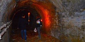 London's Rumoured Secret Tunnels