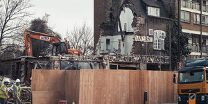 "Developers Who Demolished Kilburn Pub To Rebuild It ""Brick By Brick"""