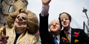 General Election Inspires Orgy Of Political Theatre