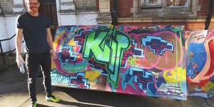 Deal Of The Day: Half-Price London Graffiti Workshop