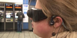 Video: New App Helps Blind People Navigate The Tube