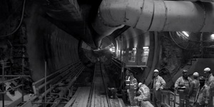 Pipe Dreams: A Trippy Look At Crossrail's New Tunnel