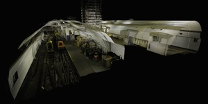 Take A 3D Tour Of The Mail Rail