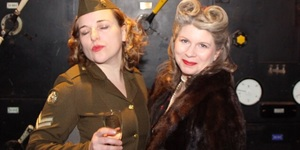 1940s Fancy Dress Fundraiser In East End's Oldest Cinema