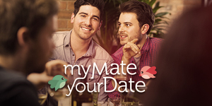 Online Dating Gets Friendly, With My Mate Your Date
