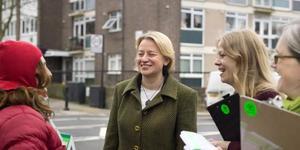 Green Leader Natalie Bennett On Austerity, HS2 And Housing