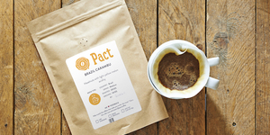 Video: Fresh Coffee Straight To Your Door With Pact