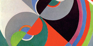 Be Overwhelmed By The Simultaneous Colours Of Sonia Delaunay