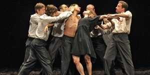Actors Get Grubby In Soil-Strewn Sadler's Wells