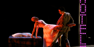 Steamy Streetcar Ballet Ends Its Run Tonight