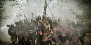 London's Medieval Battle Groups Are Not Geeks