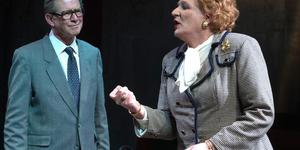 Dead Sheep Presents A Finely Cast Iron Lady