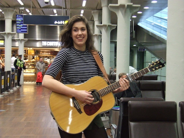 Meet The Winner Of London S Big Busking Competition