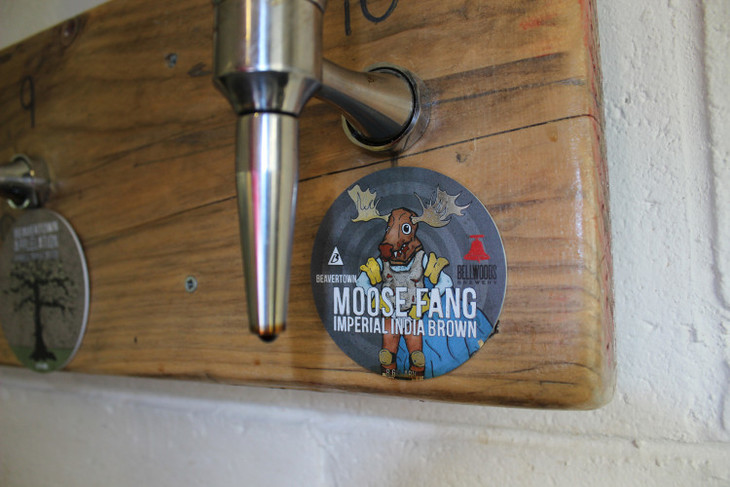 moose fang