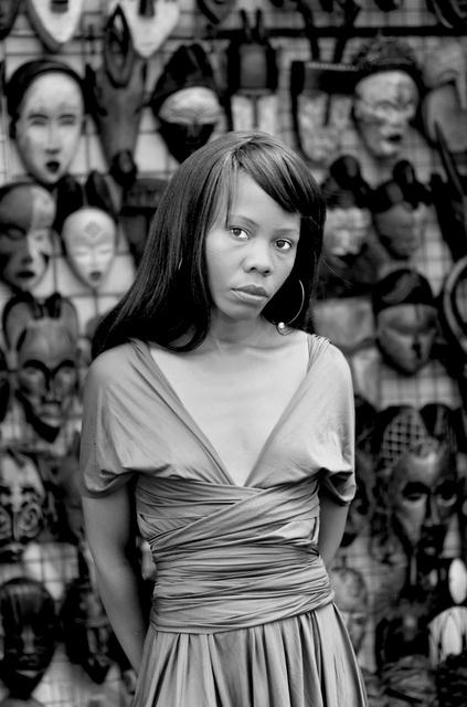 Zanele Muholi's photographs of the LGBTI community are powerful. Copyright Zanele Muholi.