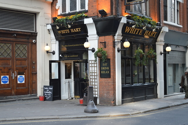 The best pubs in Holborn