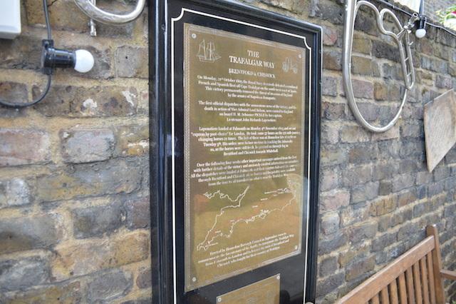 The Trafalgar Way.