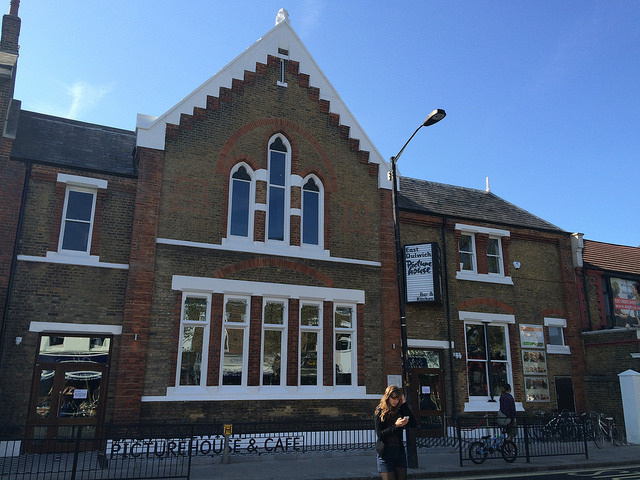 The East Dulwich Picturehouse.